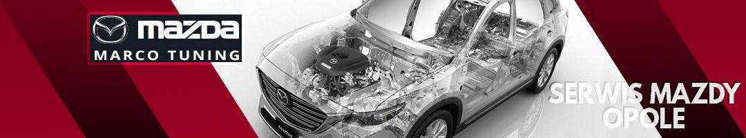 Autoryzaowany serwis Mazda